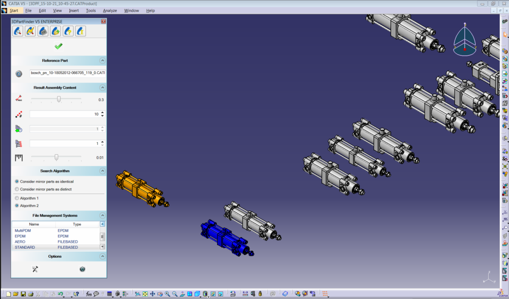 3DPartFinder-for-CAD-in-CATIA-V5