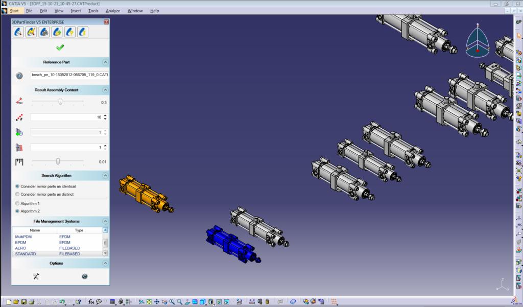 3DPartFinder-for-CAD-in-CATIA-V5