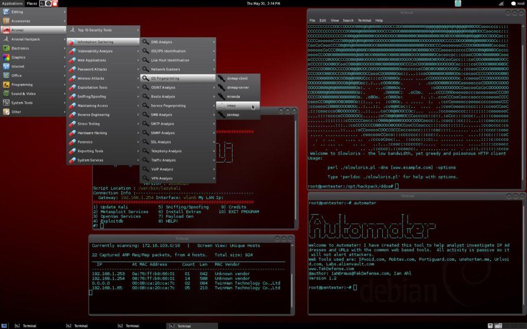 Kali Linux_Screenshots1
